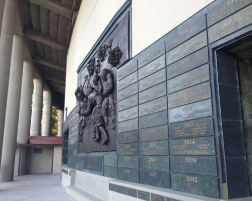 12_Sports_Hall_of_Fame_rose_bowl_wall_of_champs